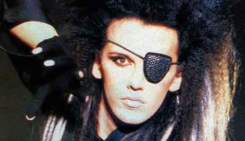 E' morto Pete Burns, cantante dei Dead or Alive